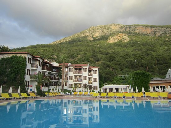 Alize Hotel: вид на отель