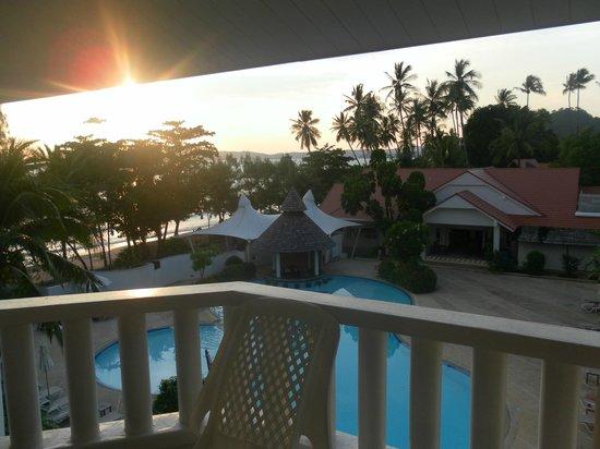 Aonang Villa Resort: Vista do quarto