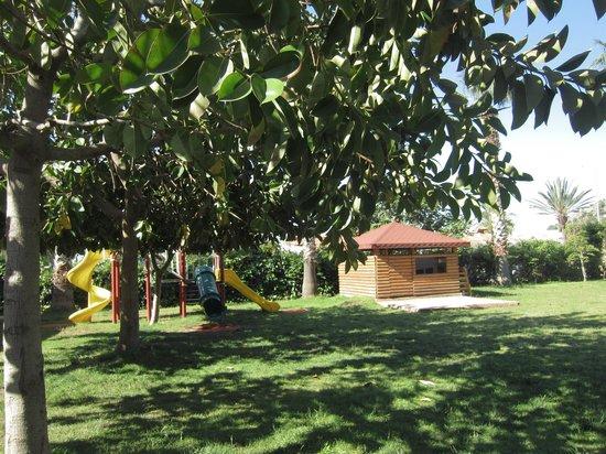 Alize Hotel: детская площадка