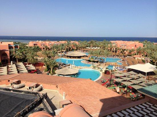 Club Magic Life Sharm el Sheikh Imperial: Overlooking The Magic