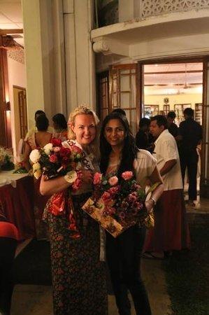 Hotel Suisse : Awrudu Kumari compatition 2014