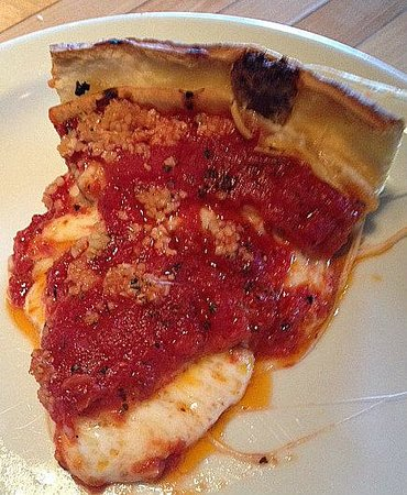 Patxi's Pizza: Deep dish pizza