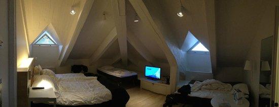 Original Sokos Hotel Villa: Room
