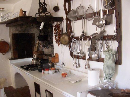 Albergo Diffuso Crispolti : Cucina