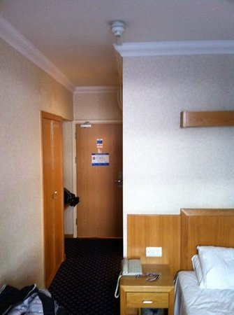 Royal National Hotel: room 100X