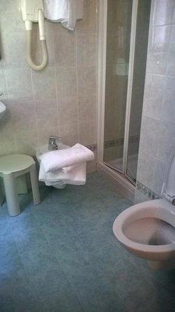 Locanda Poste Vecie : bagno