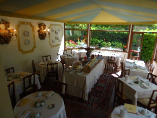 Hotel Santa Caterina: dining