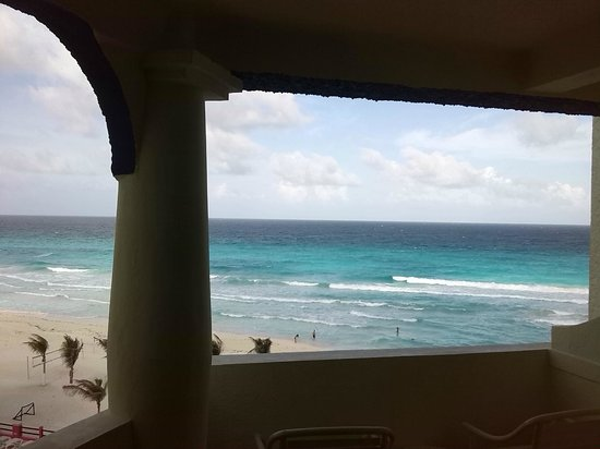Hotel NYX Cancun: View from room at NYX