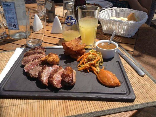 Restaurant le Marinella : Magret de canard