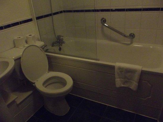 Citadines St Mark's-Islington London : la salle de bains