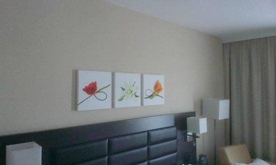 Hilton Garden Inn Leiden: modern and comfortable room