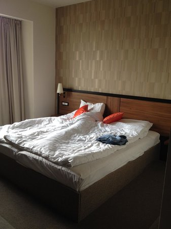 Europa Royale Bucharest: Bedroom