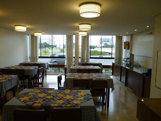 Hotel Casablanca: Bar e Lanchonete