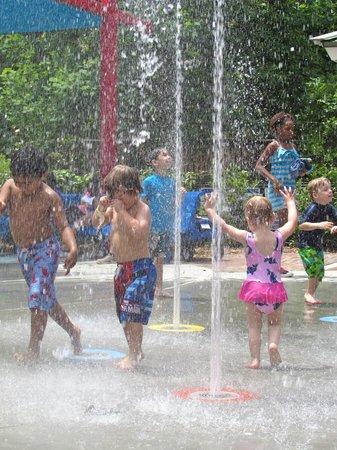 Zoo Atlanta: Splash park