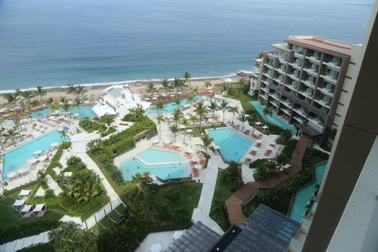 Now Amber Puerto Vallarta: View from the room