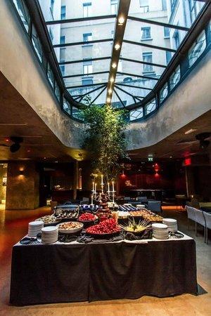 a5ee56b0ad buffet - Foto di Mib, Milano - TripAdvisor