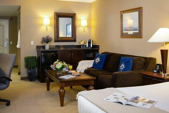 Salem Waterfront Hotel & Suites: Junior Suite