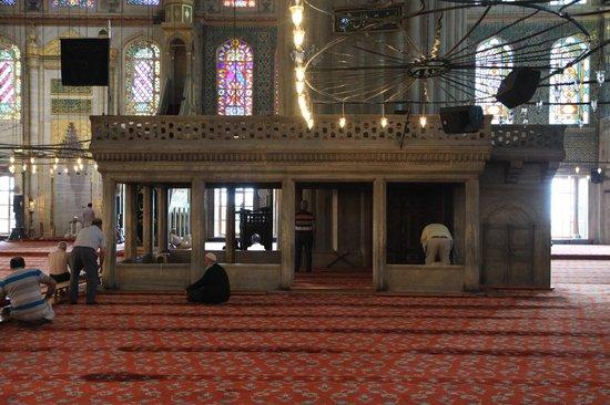 Mosquée Bleue (Sultan Ahmet Camii) : Mosque