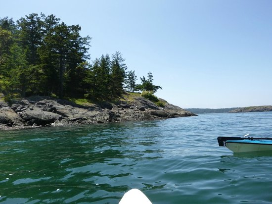 Outdoor Adventures Center - Day Tours : Starting out around Lopez Island