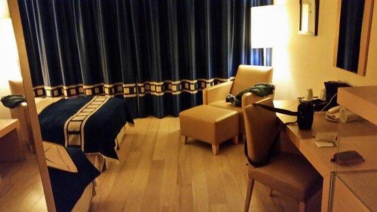 Grand Hotel Reykjavik: Chambre