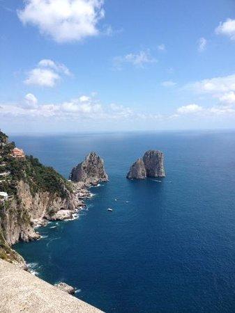 La Musa B&B : Capri