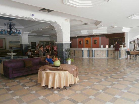 Club Marmara Hammamet Beach: Accueil de l'Hôtel