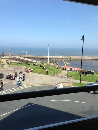 Bay Royal Whitby Hotel: view from a Superior Room
