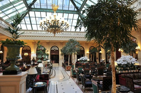 InterContinental Paris Le Grand: The opera bar