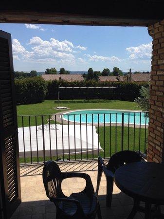 Il Vialetto Country House: Stanza Girasole