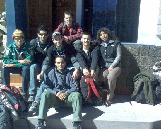Kollawas Home Inn Hostel & Tours : friend