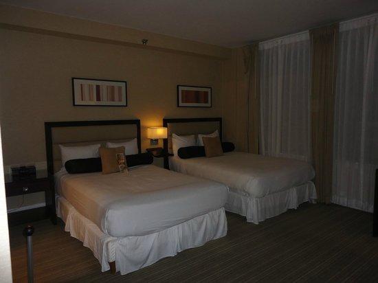 Raffaello Hotel: comfortable beds