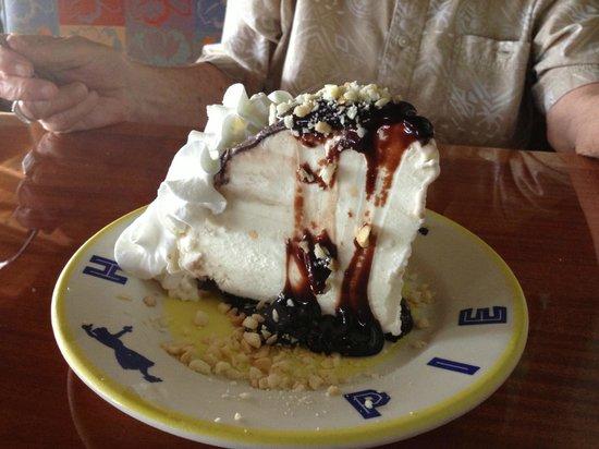 Duke's Beach House : Hula Pie