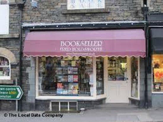 Fred Holdsworth's Bookshop