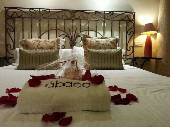 Hotel Abaco Altea : Una hermosa decoración para festejar el cumple de mi amor. Gracias