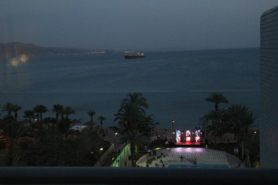 Rimonim Eilat: Bay view