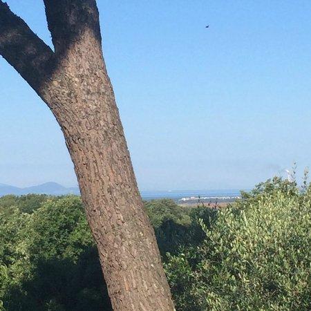La Mulattiera: Panorama