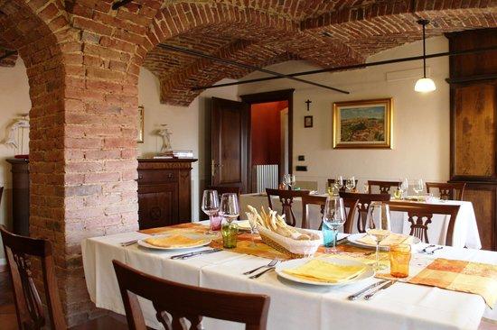 Osteria Dei Sala: Sala da pranzo