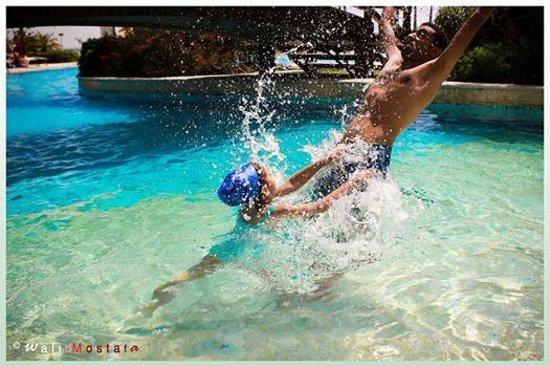 Radisson Blu Hotel, Alexandria: pool