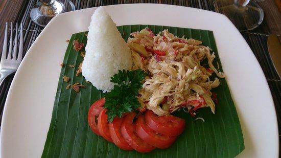 Munduk Moding Plantation: lunch
