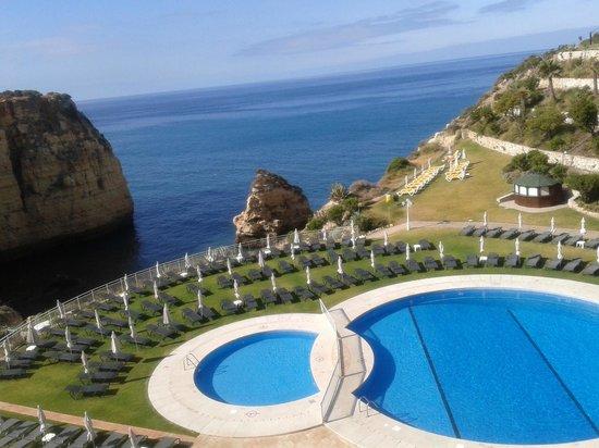 Tivoli Carvoeiro : Uma pequena amostra da vista do hotel