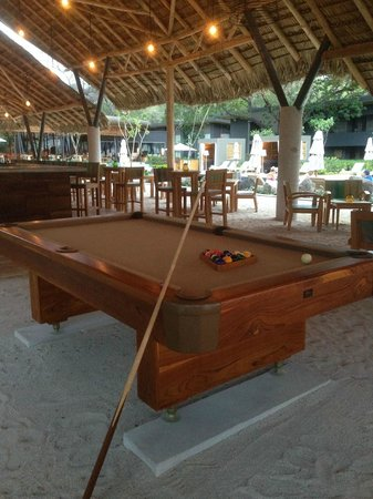 El Mangroove, Autograph Collection : Bar Pool Table, Epic!!!
