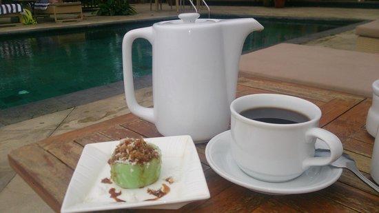 Munduk Moding Plantation: tea in the afternoon