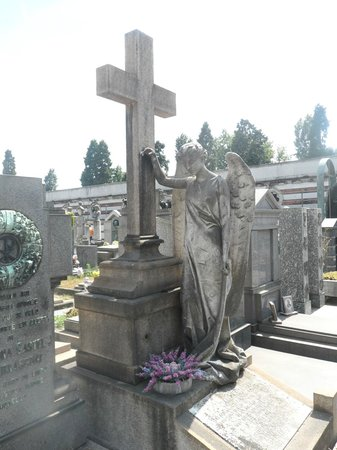 Cementerio Monumental: toma di Clara Maffei