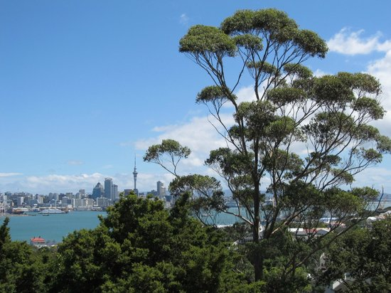 Devonport: View from Mount Victoria