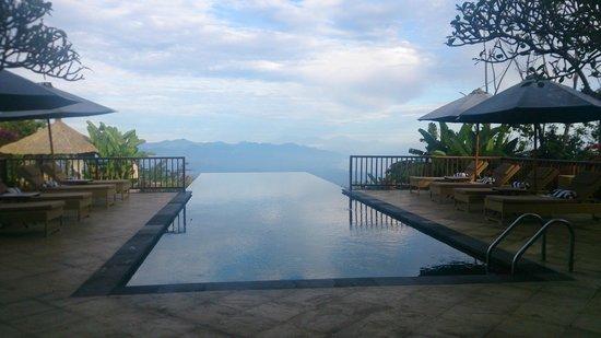 Munduk Moding Plantation: pool