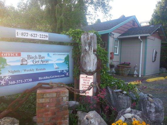 Birch Bay Get Away : front