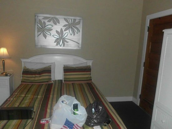 Frances Street Bottle Inn: Room 5