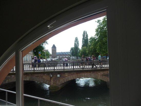 Régent Petite France & Spa: Hotel on a River