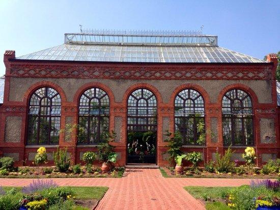 Biltmore Estate : Beautiful conservatory