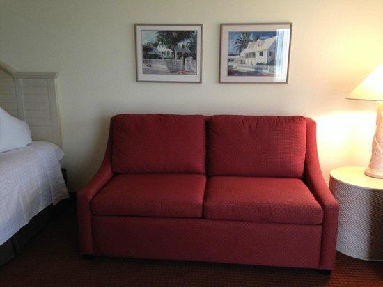 Bahama House: Sitting area